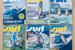 surf magazine bildserien wave einstieg