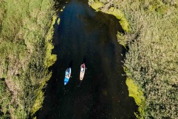 Luftbildaufnahme Drohnenfotografie Fotograf Kiel Oliver Maier