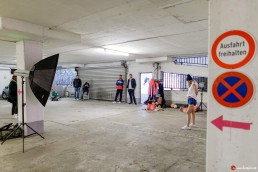 Kappa Sommerkollektion Shooting Hamburg