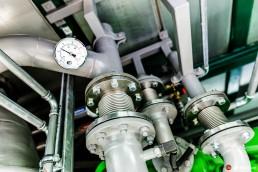 Industriefotograf Bioconstruct GmbH Biogasanlage