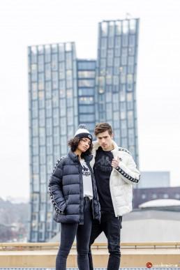 Mode Fotograf Kiel Kappa Winterkollektion Oliver Maier
