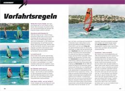 Windsurfen lernen Buchproduktion Delius Klasing Verlag Editorial Fotograf Kiel Oliver Maier