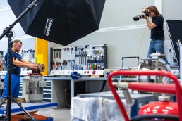 werbefotograf kiel industrie business corporate