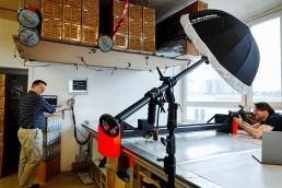 werbefotograf kiel making of sailloft hamburg segelmacherei
